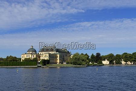 sweden stockholm drottningholm palace