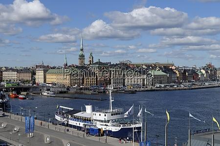 sweden stockholm gamla stan old town