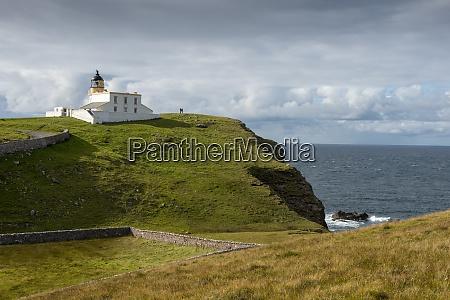united kingdom scotland sutherland assynt lighthouse