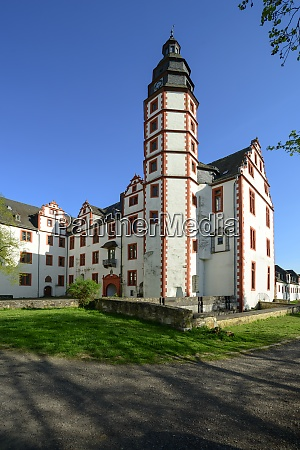 germany hesse renaissance castle hadamar