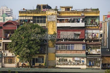 vietnam hanoi typical house