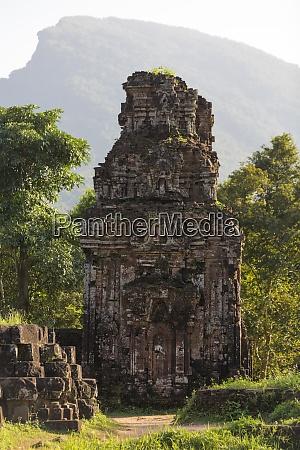 vietnam quang nam province cham temple