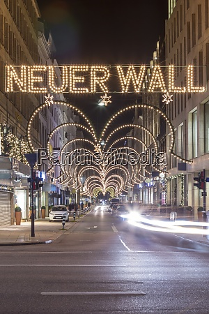 germany hamburg exclusive shopping street neuer