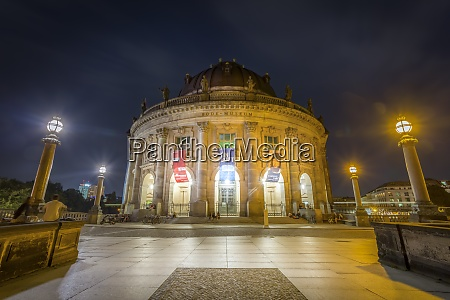 germany berlin the bode museum at
