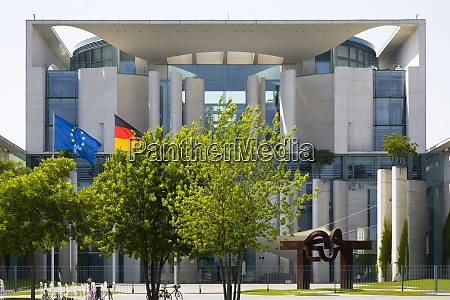 germany berlin the german chancellery
