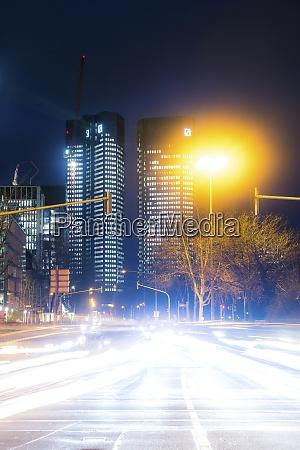 germany frankfurt taunus complex rush hour