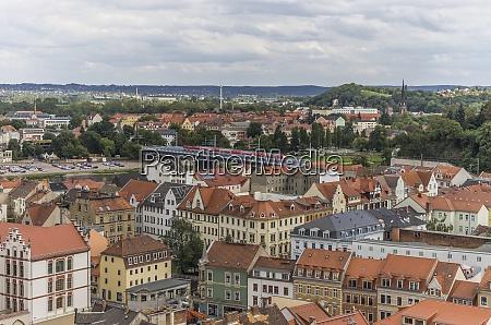 germany saxony meissen cityscape