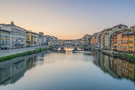 italy tuscany florence ponte vecchio