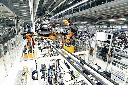 production of vw cars in a
