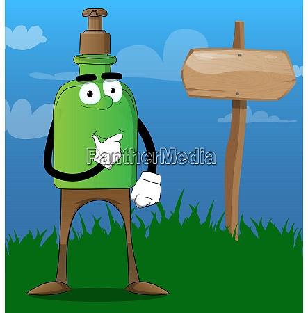 , bottle, of, hand, sanitizer, thinking. - 29120542