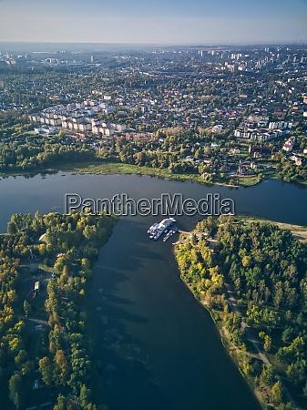 aerial, view, of, city, by, kotorosl - 29120839