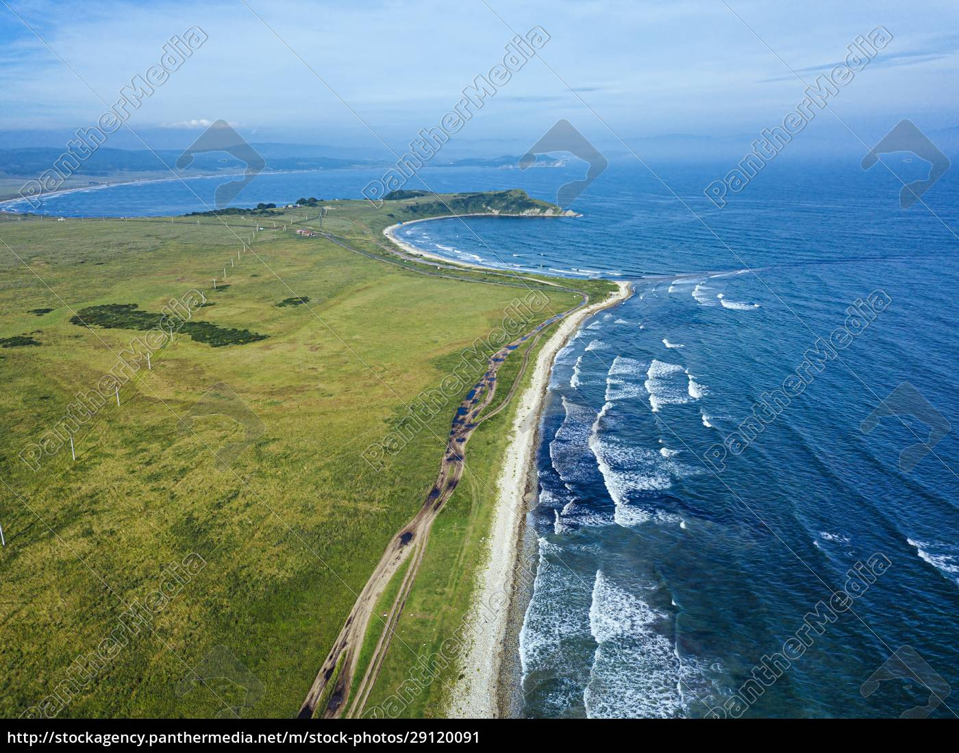 aerial, view, of, coastline, of, krabbe - 29120091