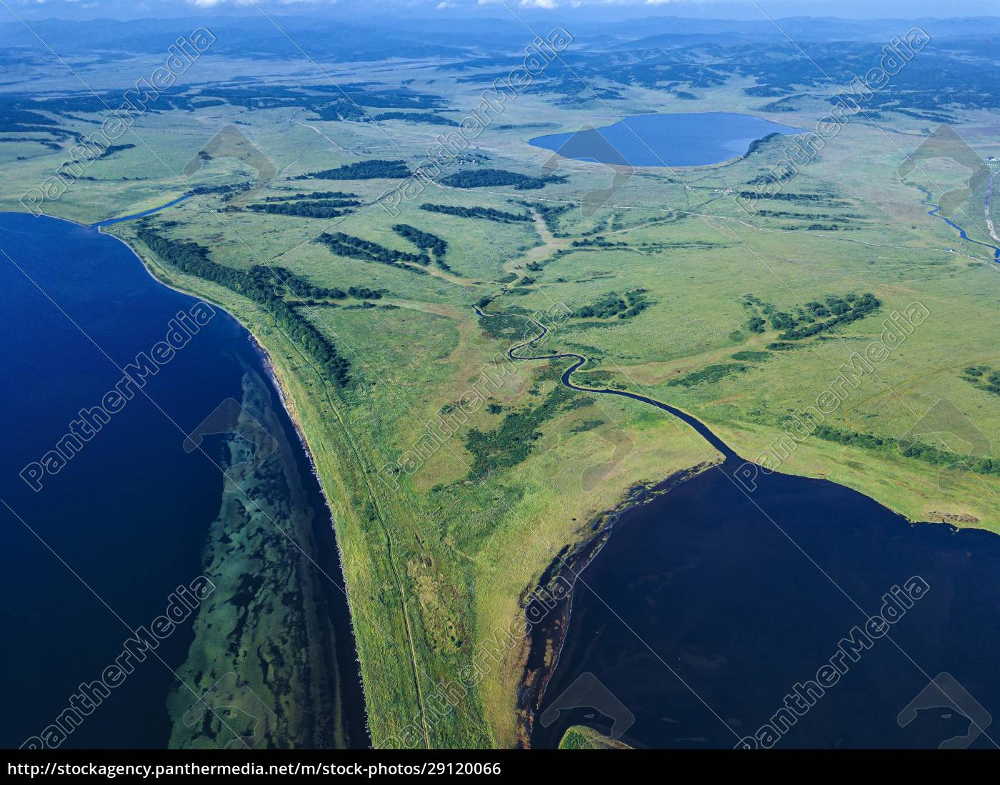 aerial, view, of, novgorod, bay, and - 29120066