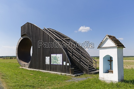 austria burgenland strem wayside shrine and