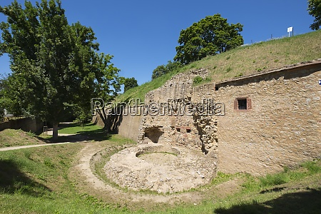 germany hesse ruesselsheim fortress
