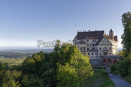germany baden wuerttemberg heiligenberg castle