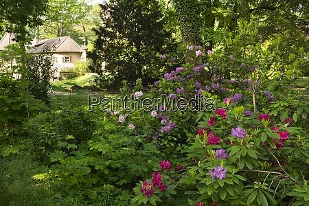 germany bavaria nuremberg small castle hummelstein