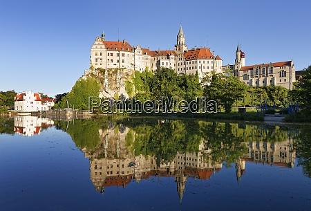 germany baden wuerttemberg sigmaringen castle