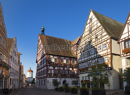 germany oettingen view to kings gate