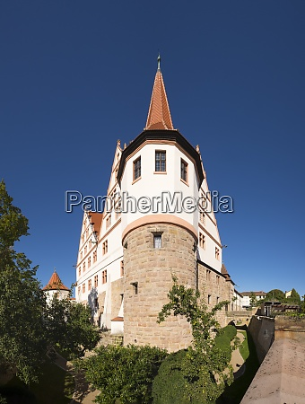 germany bavaria franconia roth ratibor castle