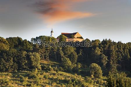 germany bavaria franconia spielberg castle