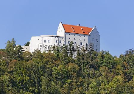 germany bavaria riedenburg rosenburg castle