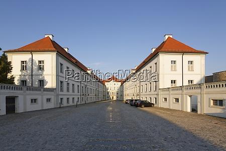 germany bavaria beilngries hirschberg castle