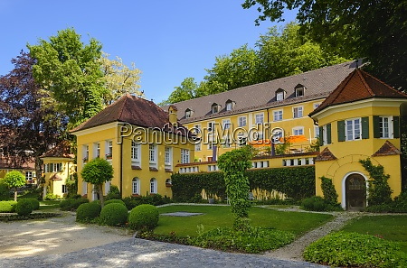 germany bavaria krumbach health spa