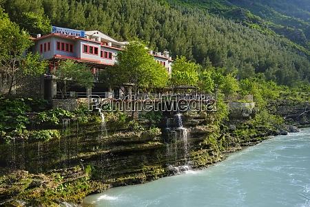 albania kelcyra kelcyra canyon hotel at