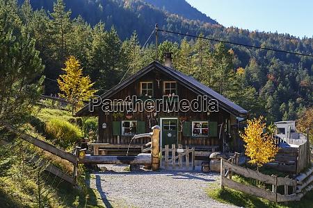 austria tyrol karwendel mountains hinterautal alpine