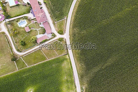 drone, view, of, green, fields, and - 29121720