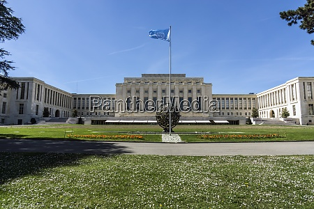 switzerland geneva palace of nations