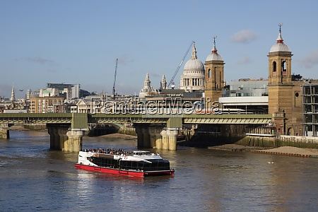 uk london city of london river