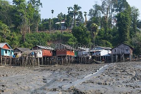 myanmar tanintharyi region stilt houses of