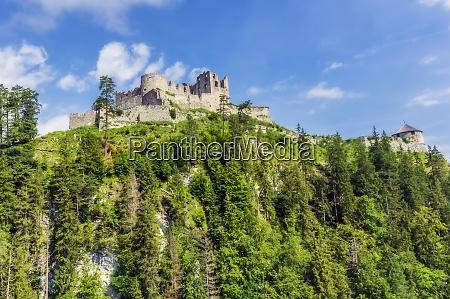 austria, , tyrol, , reutte, , ruins, of, ehrenberg - 29126523
