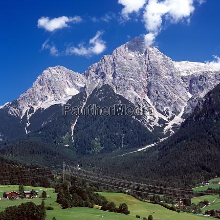 berchtesgadener alpen