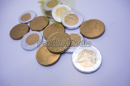 symbol for the currency euro