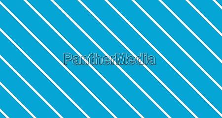 white diagonal stripes on blue background