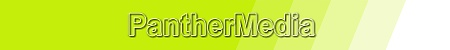 green banner with color transition to