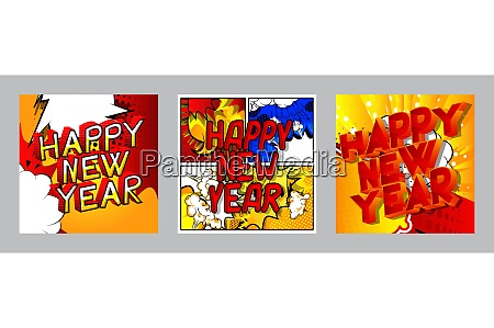 creative, happy, new, year, holiday, design - 29197459