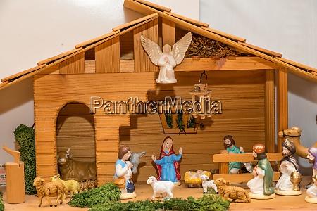 christmas crib christmas event