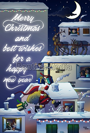 merry christmas and best wishes 2020