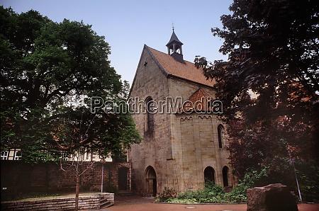 monastery church in barsinghausen
