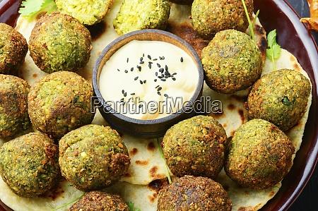 falafel vegan israeli food