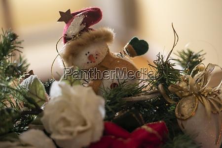 snowman christmas decorations 2