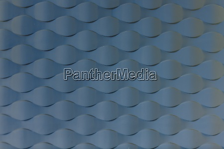 abstract wave curve pattern on wall