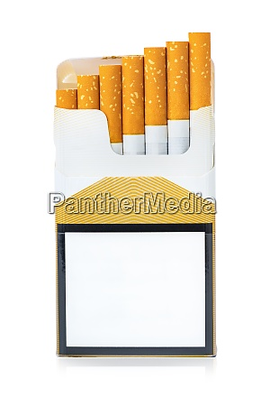 cigarettes in pack