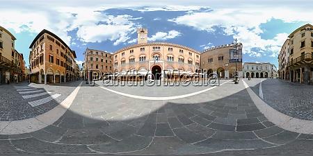 piazza dei signori ancient city square