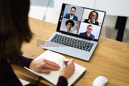 online video conference webinar meeting call