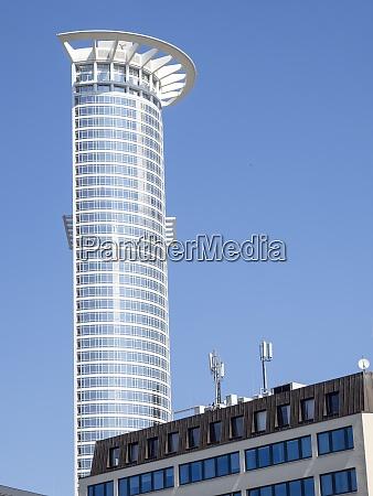 dz bank tower frankfurt am